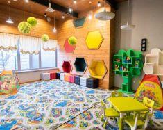 Salle de jeux pour enfants - Park Hotel