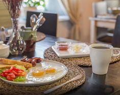 Hébergement Mourmansk - Petit déjeuner Seashell
