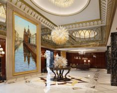 Hotel Saint-Pétersbourg - Lotte Hotel