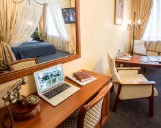 Hôtel Krasnoïarsk - Ogni Yenisseya