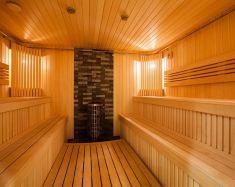 Autour de Saint-Pétersbourg - Hôtel Nouveau Peterhof 4 étoiles - Sauna