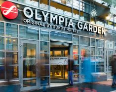 Hébergement SPB - Sokos Olympia Garden