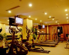 Salle de Fitness - Qianmen Jianguo
