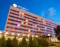 Hôtel Astrakhan - Hôtel Azimut Astrakhan