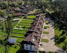 Yakhonty Noginsk © Vue aérienne
