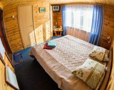 Dauria © Listvianka - Hotel Dauria Chambre double 2.jpg