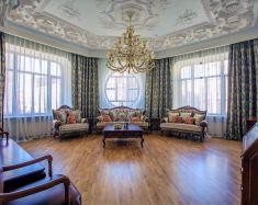 Hôtel Russie - Salon