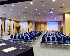 Autour de Saint-Pétersbourg - Hôtel Nouveau Peterhof 4 étoiles - Salle de conférence