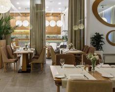 Restaurant Pervaya Linia - Hébergement Zelenogorsk