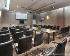 Hébergement Novossibirsk - Marins Park - Salle de conférence