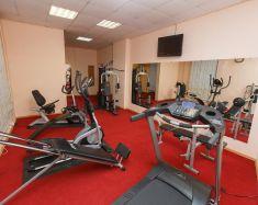 Salle de fitness - Baïkal Plaza