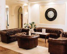 Autour de Saint-Pétersbourg - Repino - Residence Hotel & SPA 4 étoiles - Salon