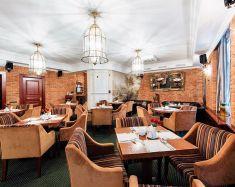 Hôtel Russie - Restaurant