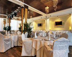 Autour de Saint-Pétersbourg - Repino - Residence Hotel & SPA 4 étoiles - Restaurant