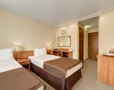 Hotel Yuzhny - Chambre Twin Standard