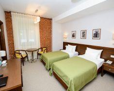 Hotel Russie - Chambre standard