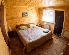 Dauria © Listvianka - Hotel Dauria Chambre double 1.jpg