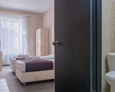 Hébergement Vladivostok - Chambre double Seashell hôtel