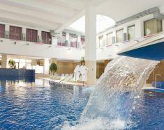 Autour de Saint-Pétersbourg - Repino - Residence Hotel & SPA 4 étoiles - Piscine