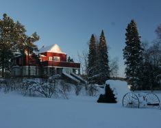 Hotel Carélie - Datcha de Vinter