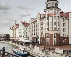 Hotel Kaliningrad - Heliopark Kaïserhof
