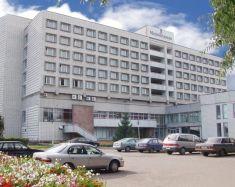 Hotel Omsk - Molodejnaya