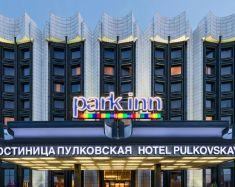 Hôtel Saint-Pétersbourg - Park Inn Pulkovskaya