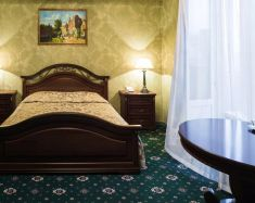 Hotel Irkoutsk - Victoria