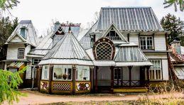 Maison-musée d'Ilia Repine, autour de Saint-Pétersbourg