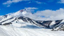 Shutterstock - Kamtchatka - Mont Avatchinski