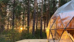 Glamping autour de Moscou - Villy Uley