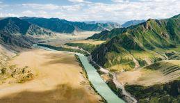 Paysages de l'Altai