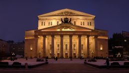 Dreamstime © - Moscou - Théâtre Bolchoï (8).jpg