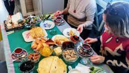 Kazan - Déjeuner à la datcha de Lyaila