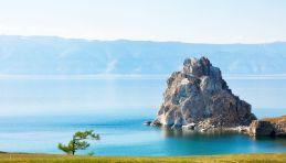 Rocher des Chamans, Lac Baikal
