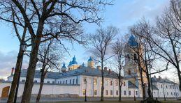 Monastère de Konevets - Oblast de Leningrad