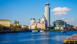 Hébergement Moscou - Swissotel Krasnye Holmy