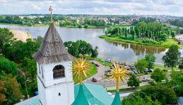 Yaroslavl - Vue panoramique