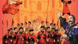 Show folklorique cosaque Bagatitsa - Saint-Pétersbourg
