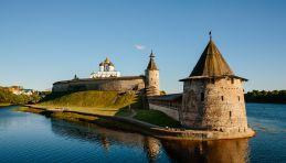 Anneau d'Argent - Kremlin de Pskov