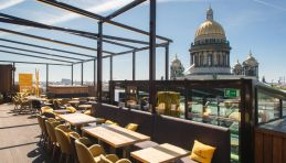Hotel Saint-Pétersbourg - Hotel SO Sofitel