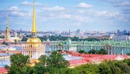 Hotel Saint-Pétersbourg - Amirauté