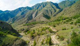 République du Daghestan - Paysages