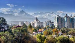 Kazakhstan - Almaty