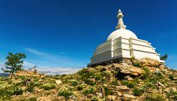 Croisiere sur le Baikal - Ile Ogoï