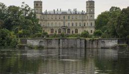 Visite autour de Saint-Pétersbourg - Palais de Gatchina