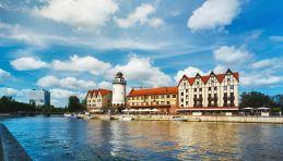 Kaliningrad - Village de Pêcheurs