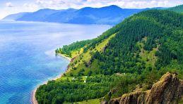 Voyage en Russie - Croisière sur le lac Baïkal