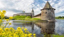 Kremlin de Pskov - Anneau d'Argent