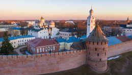 Kremlin de Veliki Novgorod - Anneau d'Argent